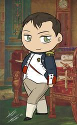 Napoleon Bonaparte by Aidiki-chan