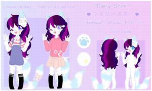 [2018-2019] Furry Twily Star by Twily-Star