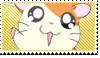 hamataro stamp by madart123