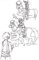 FE7 - When rescuing units... by ImMyAlterEgo