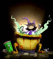 A Wicked Brew by JesseHorn