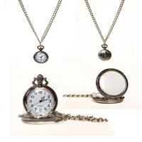 Stock Pocket Watch by E-DinaPhotoArt