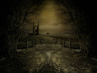 Premade BG At night by E-DinaPhotoArt