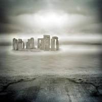 Premade BG Stonehenge II by E-DinaPhotoArt