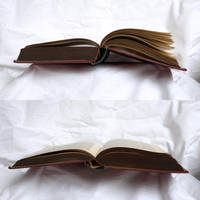 Stock Book open by E-DinaPhotoArt