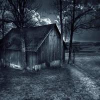 Premade BG Old Barn by E-DinaPhotoArt