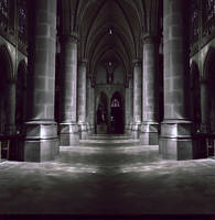 Premade BG Cathedral indoor by E-DinaPhotoArt