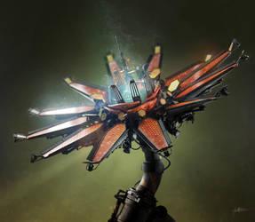 Solar Flower by Darkki1