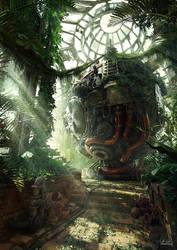 Heart of Eden by Darkki1