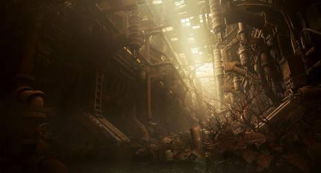 Sentient Beings: Rustgrave by Darkki1