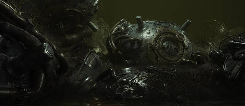 Sentient Beings: Womb by Darkki1