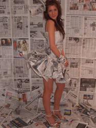 Again newspaper :- by Bycia96