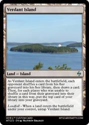 Verdant Island by Luigifan18