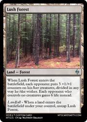 Lush Forest by Luigifan18