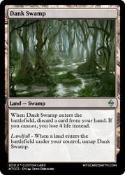 Dank Swamp by Luigifan18
