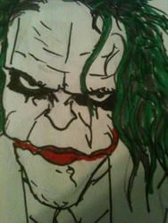 Joker by venomproductions