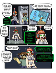 How to make a Fembot Page 3 by SuperTechno324