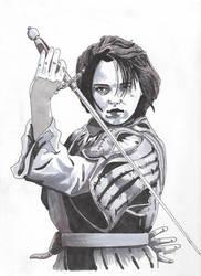 Arya Stark.1 by geijutsusakuhin