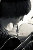 Guitar by JEDW