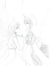 CCS-Tsu Sakura's Dream by digipinky75910