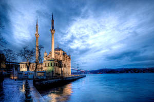 Big Mecidiye Mosque by EtemColaK