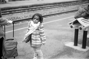 Les enfants de la gare III by leingad