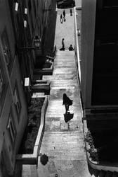 Les rues de Lisbonne II by leingad