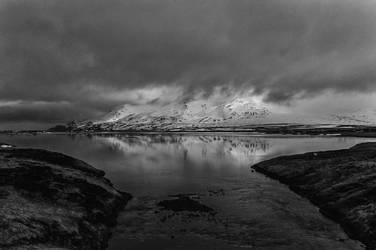 Icelandic Blackscape V by leingad