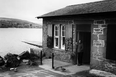 Scotland BW II by leingad