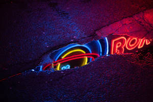 Neon Morning 4 by leingad