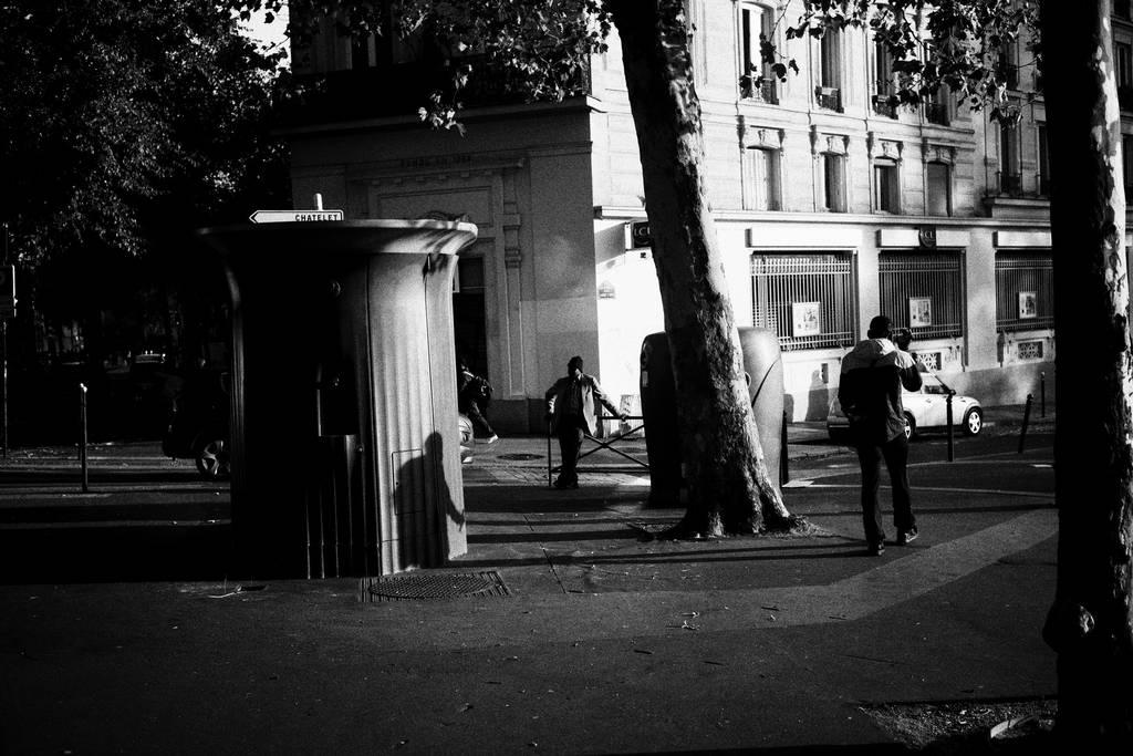 Paris Street 651 by leingad