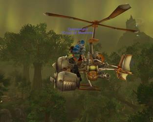 Roflcopter by Halfdrake010