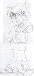Detective Conan by elnitiarta