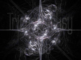 Soap Bubbles Spiderwebs by TricksyPicksy