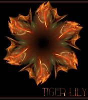 Tiger Lily by TricksyPicksy