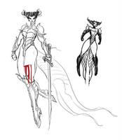 Abalinget/Warqueen variations +bio by LocustaVampa