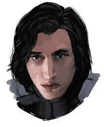 Kylo by ArtIsEmotion98