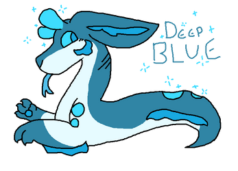 [OPEN, NOW FLATSALE] Deep Blue by rutilated-quarz