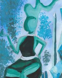 spirit woman by spiritguy