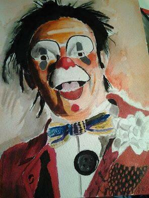 Clown of fear by spiritguy