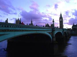 Le Big Ben by fluxuspoem