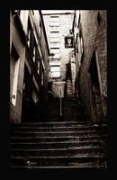 Walking in Newcastle III by fluxuspoem