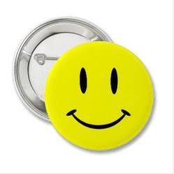 Watchmen Smile Button by Kaiine