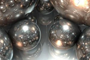 Shiny Balls by GrahamSym