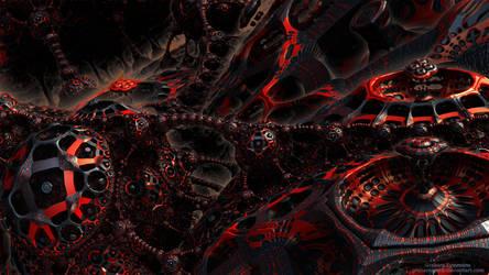 Through the Underworld by GrahamSym