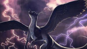 Thunder Dragon by Dragoma
