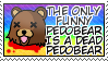 The only funny pedobear... by TheAvatarMaker