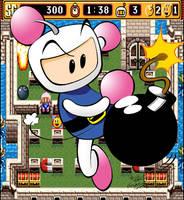 Bomberman by Zorgia