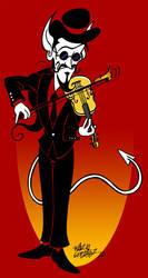 El Violinista by Zorgia