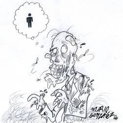 Zombie by Zorgia
